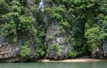 Sea Canoe Phuket Phang Nga Bucht Kanu