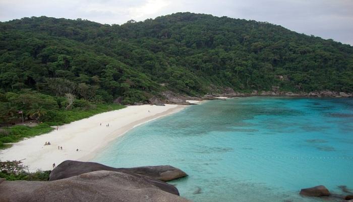 similan nationalpark thailand bootstour ausflug