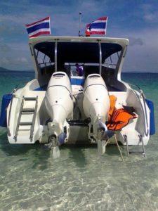 budget speedboot charter phuket