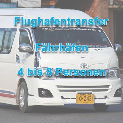 Transfer Fährhäfen 4 - 8