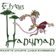 Flying Hanuman