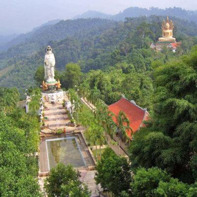 3 tempel tour